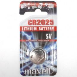 Pile Maxell CR2025