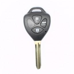 Clé Toyota 3 boutons