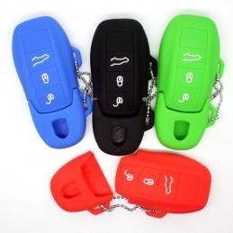 Etui silicone Porsche 3 Boutons
