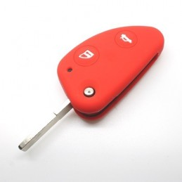 Etui silicone 2 boutons Alfa Romeo
