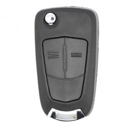 Clé Opel 2 boutons