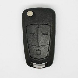 Clé Plip Opel 3 boutons