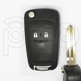 Clé Plip Chevrolet 2 boutons