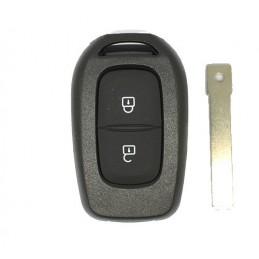 Clé Plip Renault 2 boutons