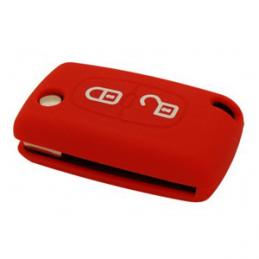 Etui Housse silicone 2 boutons - ROUGR