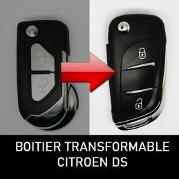 Clé Plip Citroen DS DS3 DS4