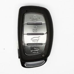 Coque Hyundai 3 boutons