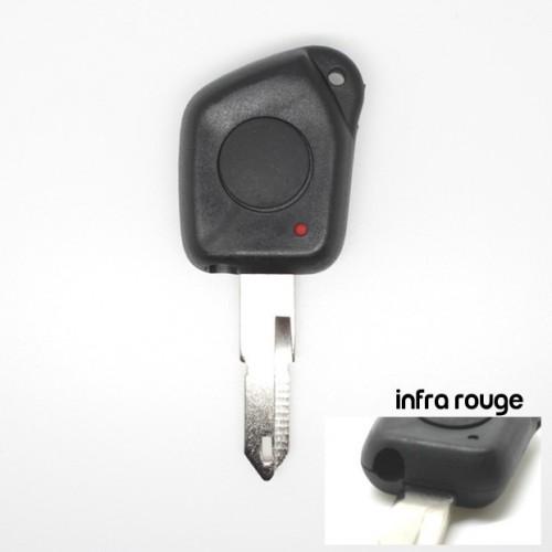 Clé Plip Peugeot 106 / 306