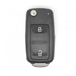 Clé Plip VW 2 boutons