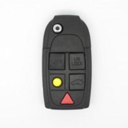 Clé Plip 3 boutons Volvo