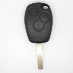 Clé Plip Renault 3 boutons Kangoo