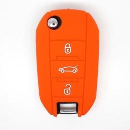 Etui silicone Peugeot 208 508 - Housse pour clé Plip
