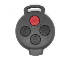 Clé plip Smart 4 boutons